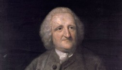 john dolland painted by benjamin wilson