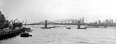 Lambeth Bridge, 1897