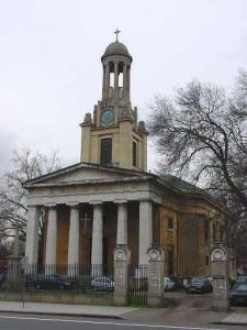 st marks church kennington