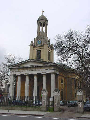 St Mark's, Kennington Oval
