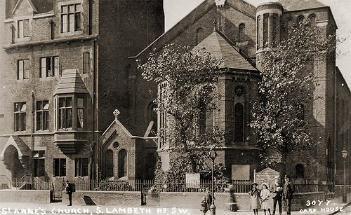 St Anne's Church, c1911