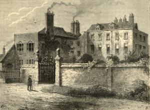 Tradescants' House, South Lambeth