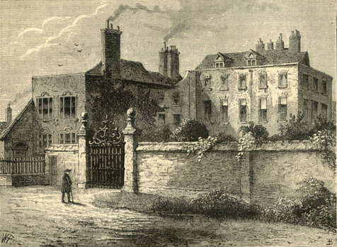 Tradescants' House, South Lambeth