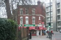 Barrett's Corner, South Lambeth Road
