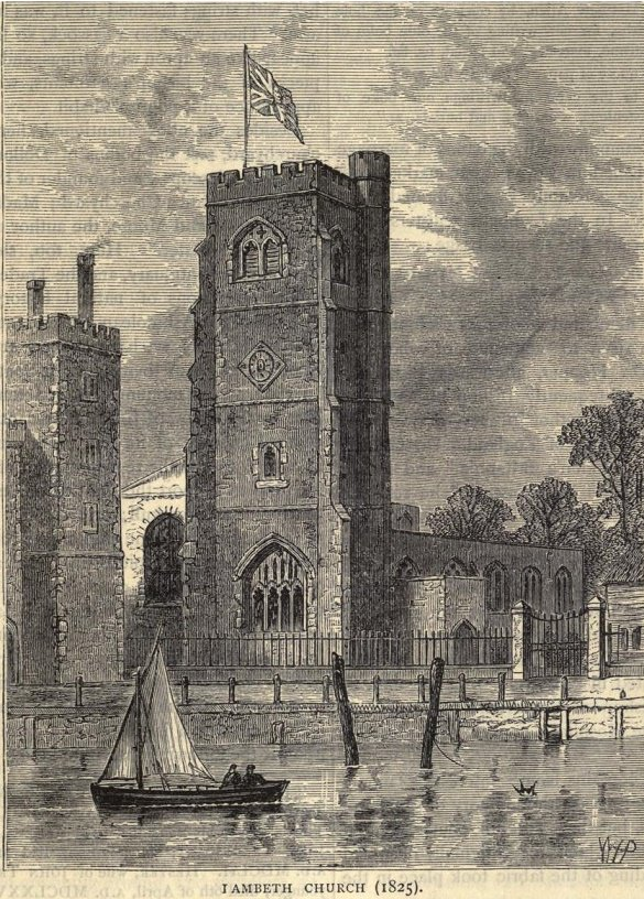 st marys church lambeth