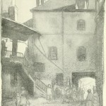 A Courtyard From The Slade; a collection of drawings and some pictures done by past and present students of the London Slade School of Art, 1907