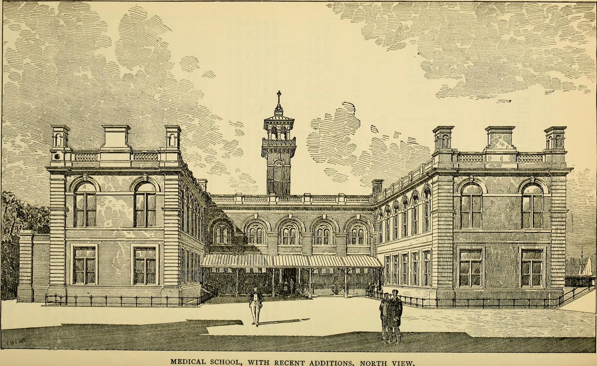 St Thomas's Hospital, 1836