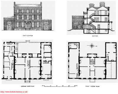 plans of 274 south lambeth road