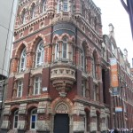 Photo of The Doulton Building in Vauxhall