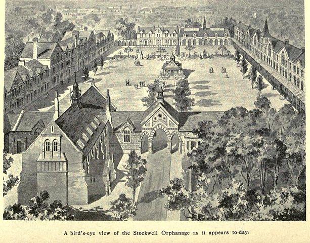 stockwell orphanage