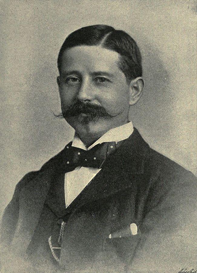 Sir Henry Hamilton Johnston