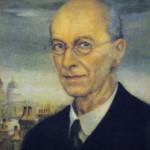 "A self-portrait of Arthur Rackham entitled ""A Transpontine Cockney"", 1934"