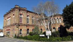 Lambeth Workhouse by Tom Bastin