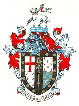 coat of arms of lambeth