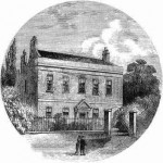 drawing of Carlisle House