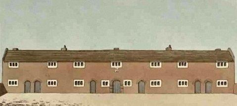 Caron Almshouses