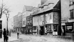 Church Street, Lambeth, 1866