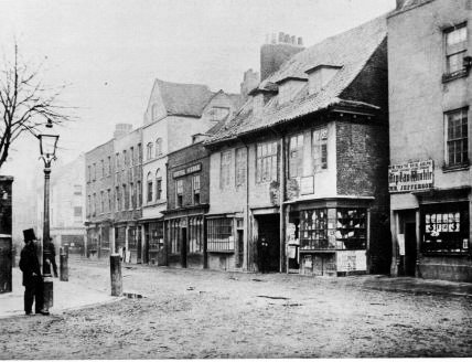 Church Street, Lambeth, 1866