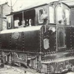 London underground Early Northern Line engine