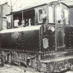 London underground Early Northern Line engine