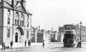 General Cab Company, Brixton Road
