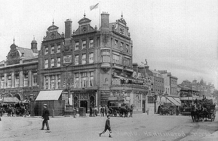 The Horns Tavern, Kennington