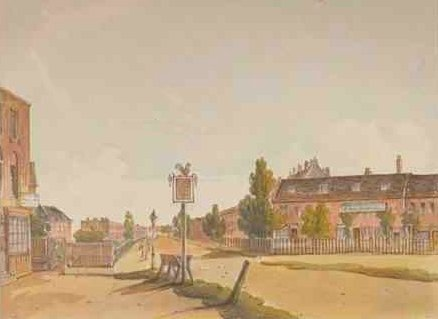 Kennington, c 1825