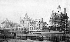Lambeth Palace Road 1868-1871
