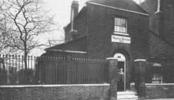 Lambeth Parish watch house