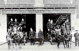 London Fire Brigade Headquarters