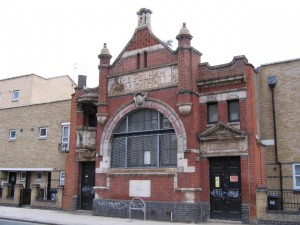 Pelham Mission in Lambeth Walk, south London