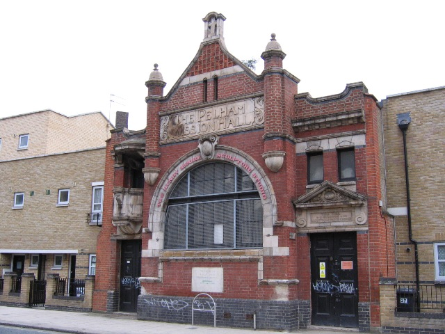 Pelham Mission in Lambeth Walk, south London