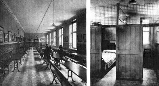 rowton house interior, vauxhall