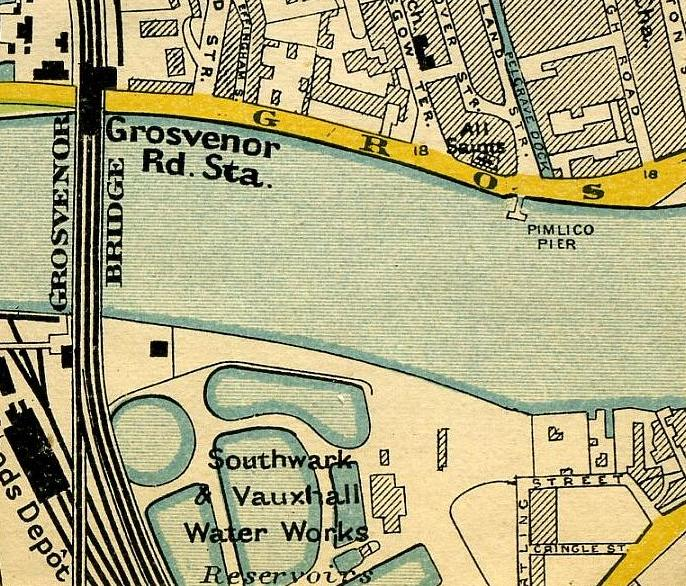 Southwark and Vauxhall Water Company