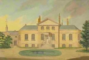 Stockwell Manor House c1800
