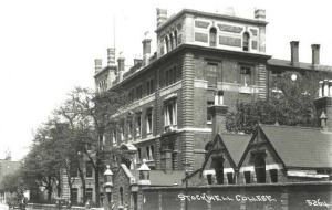 Stockwell Training College