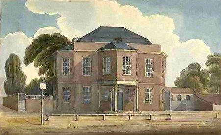 The Swan Inn, 1826