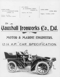 Vauxhall Ironworks