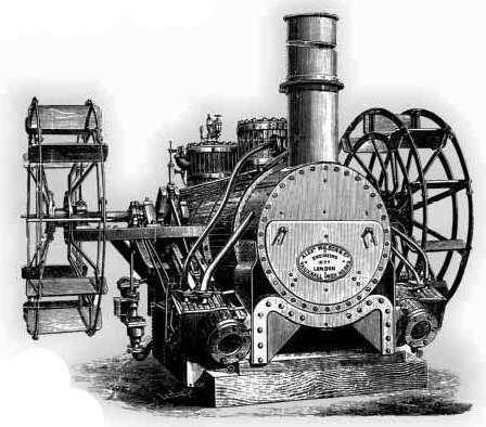vauxhall ironsworks engine