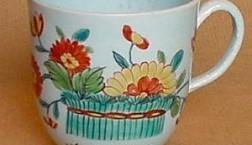 vauxhall porcelain
