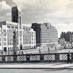 1933: the Smith's bookbinding works and stationery department opened on Albert Embankment