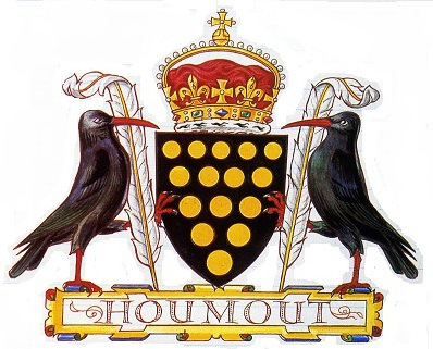 duchy of cornwall coat of arms