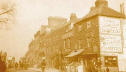 Lambeth High Street 1906