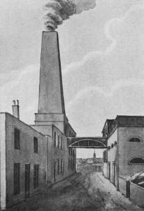 Lambeth Waterworks, 1826
