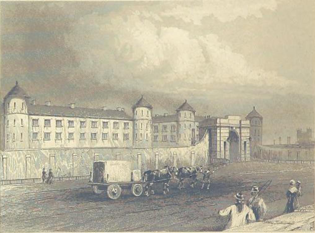 milbank penitentiary