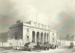 nine elms station southwestern railway