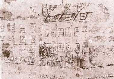 vincent van gogh's house in hackford road