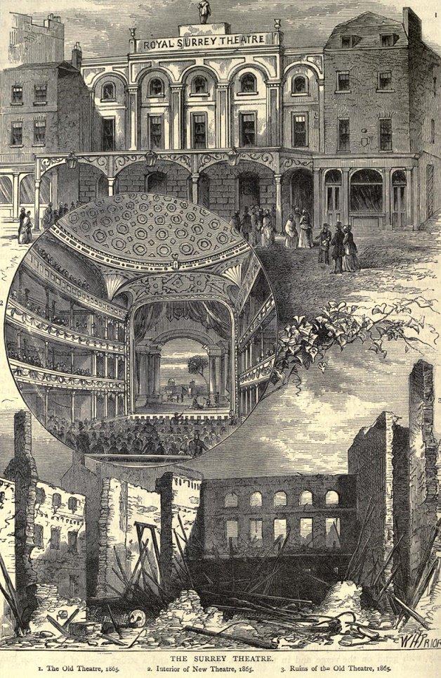 Royal Surrey Theatre