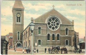 st andrews, stockwell, london