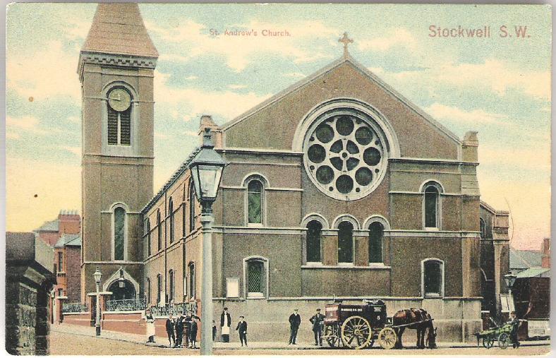 St Andrew's, Landor Road